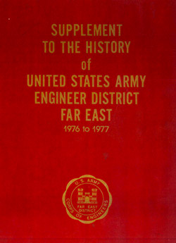 Far East District History Supplement, 1976-77